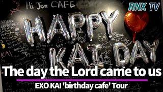 210117 EXO KAI, Welcome 'Happy KAI-DAY' - RNX tv