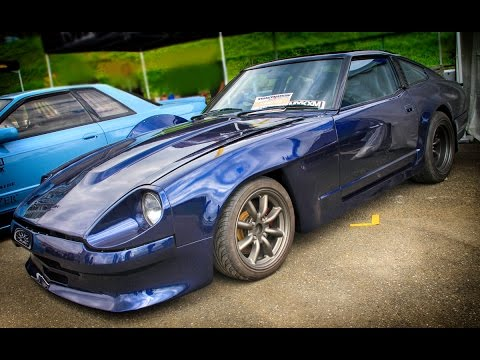 Nissan Fairlady Z >> NISSAN FAIRLADY Z S130 Custom Car - YouTube