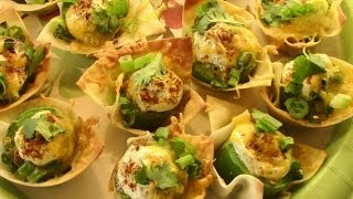 ~wonton Poppers With Linda's Pantry~