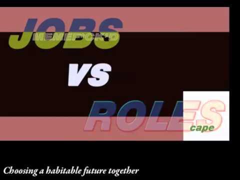 Jobs vs Roles