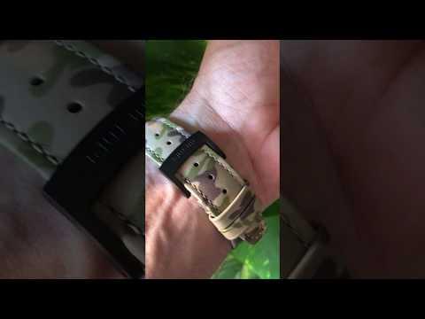 WEMPE GLASHÜTTE   Zeitmeister Chronograph Keramik