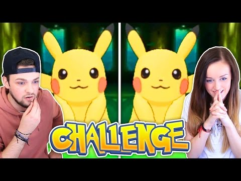 Can YOU spot the DIFFERENCE? (CHALLENGE)