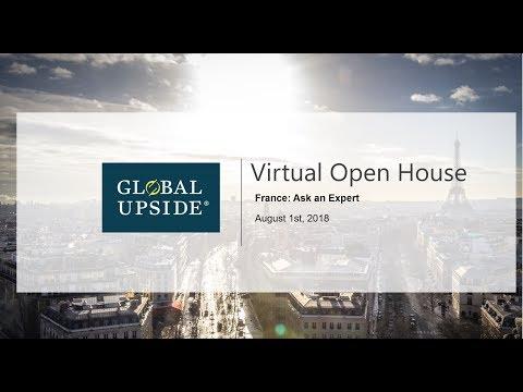 Virtual Open House Webinar - International HR, Payroll, Finance - France
