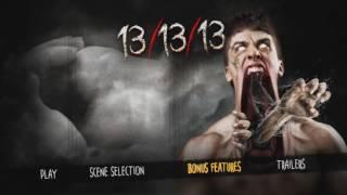 13 13 13 (2013) DVD Menu