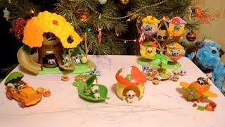 Yohoo & friends full Play Set / Полный Игровой набор Юху и его друзья