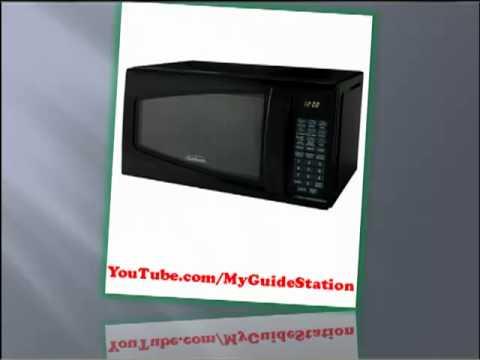 sunbeam microwave youtube