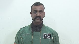 Indian Air force Pilot Abhinandan Video released with 18 cut  before leaving from Pakistan