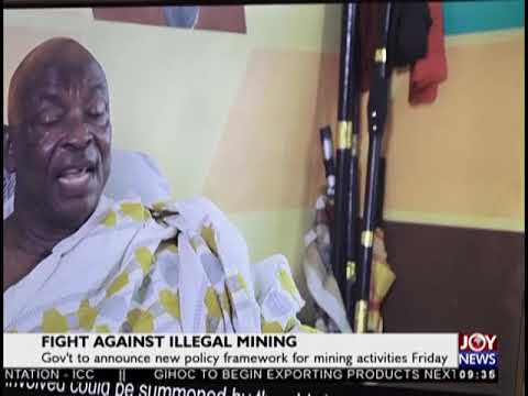 New Mining Policy - News Desk On JoyNews (14-12-18)
