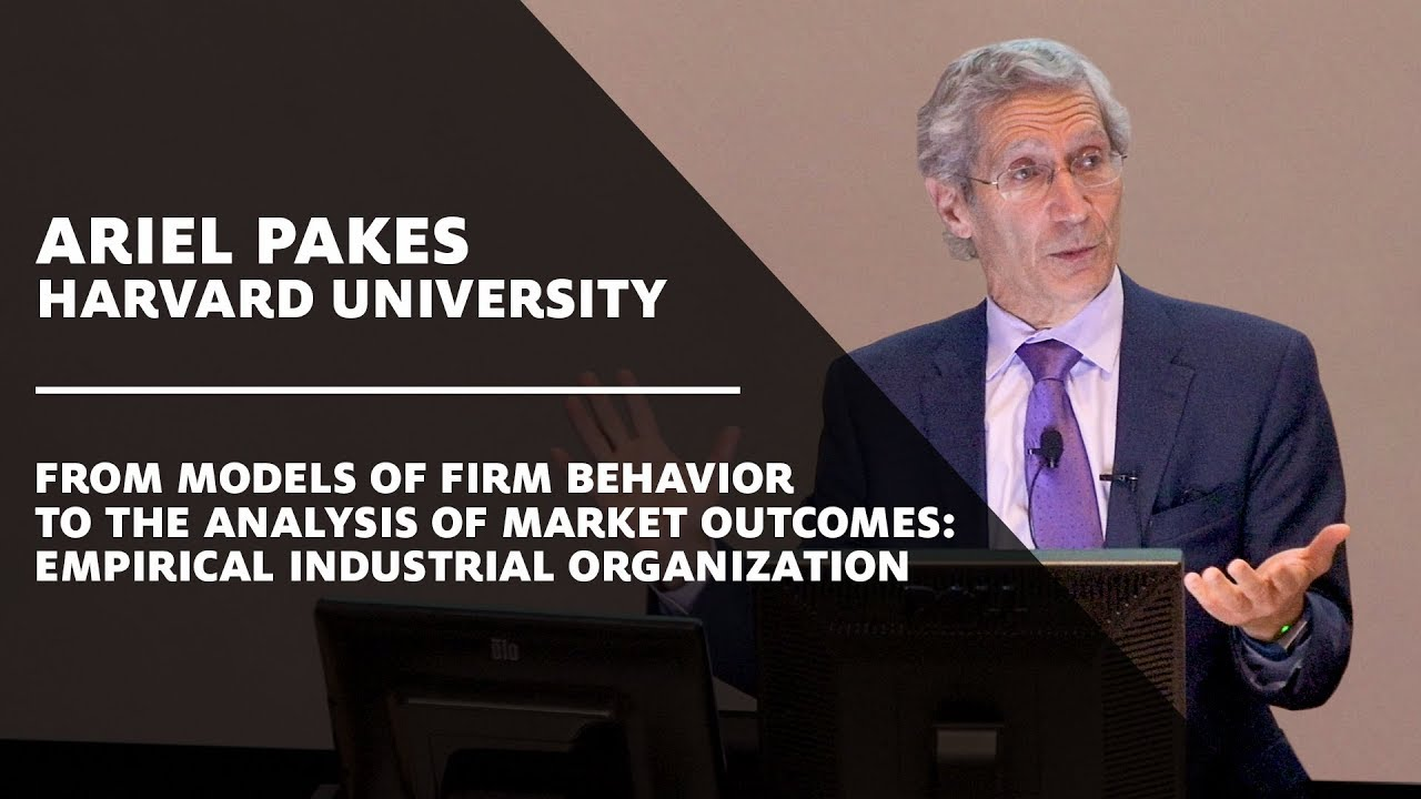 From Models Of Firm Behavior To The Analysis Of Market Outcomes By