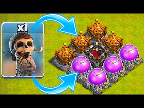 Thumbnail: IM RICH &*#$!!!!!😀FASTEST WAY TO FILL STORAGES😀Clash Of Clans