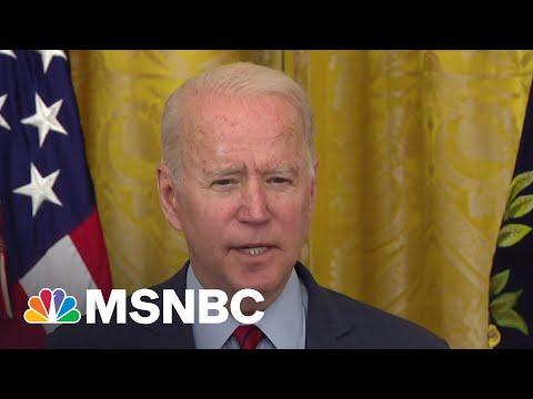Biden: Infrastructure Deal Will Create Millions Of American Jobs