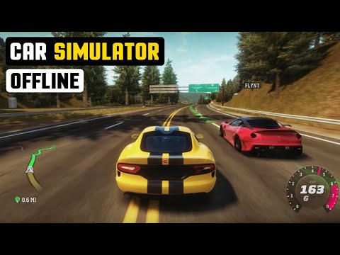 12 Best Car Simulator Games On Android 2019