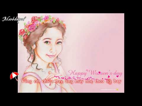 999 Đóa Hồng - Lam Trường | 999 Rose of Love Karaoke
