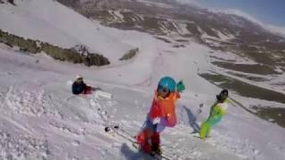 Ski China - Aletai The General's Mountain Run 2