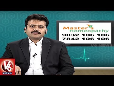 Infertility Problems | Reasons And Treatment | Master's Homeopathy | Good Health | V6 News