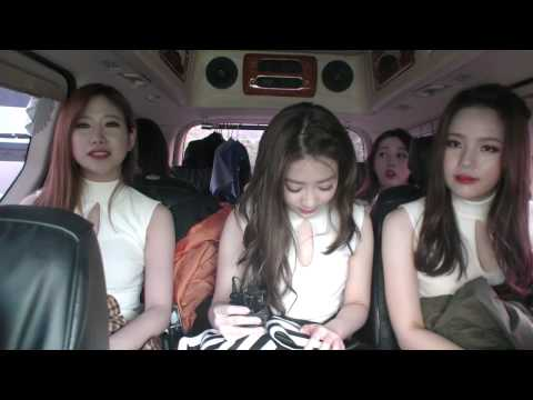 [19] 걸그룹'블레이디'(Blady) '전북대학교' 가는길 - KoonTV