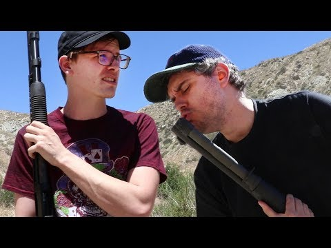 Shootin' With iDubbbz