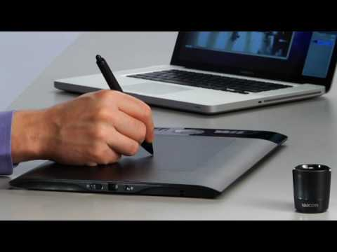INTUOS4 WIRELESS DRIVERS FOR MAC