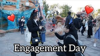 Our Friends Got Engaged (Tokyo Trip) Tokyo Disney Sea