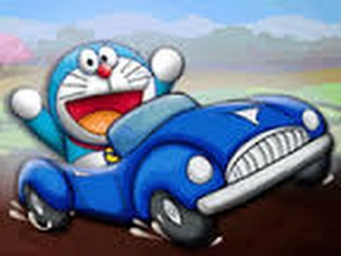 doraemon street race car