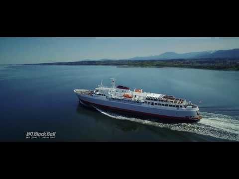 Black Ball Ferry Line | Port Angeles to Victoria