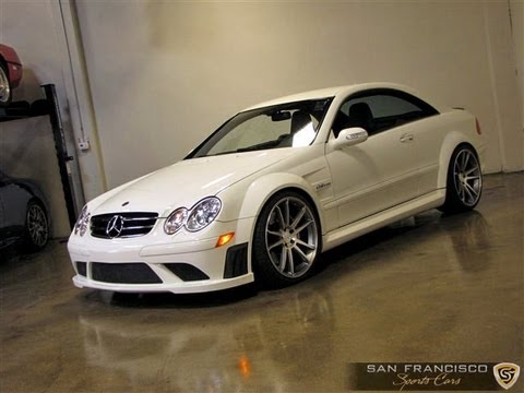 2008 mercedes clk63 amg black series for sale youtube. Black Bedroom Furniture Sets. Home Design Ideas