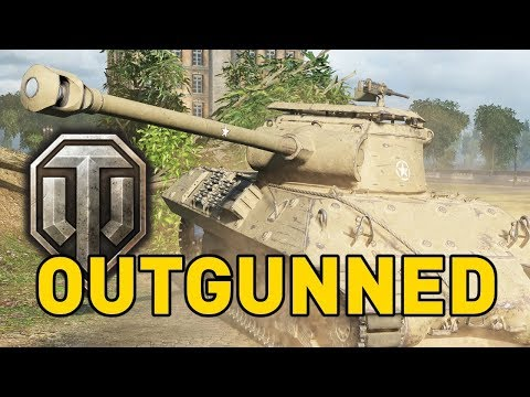 World of Tanks || OUTGUNNED