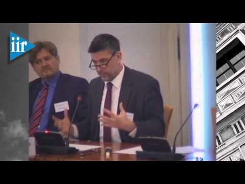 Keynote speeches: Petr Drulák, Ernst Hillebrand