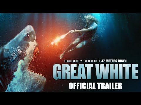GREAT WHITE - Official Trailer