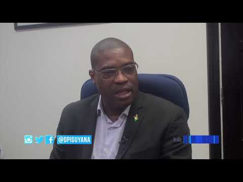Minister Patterson says work to correct deficiencies at Guyana Power and Light company ongoing