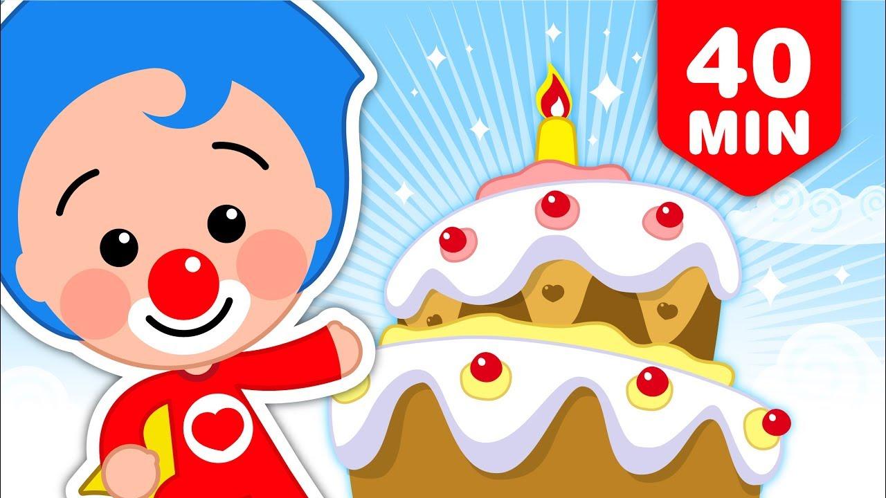 Cumpleaños Mágico Y Más Capitulos de Plim Plim (40 MIN) | El Reino Infantil