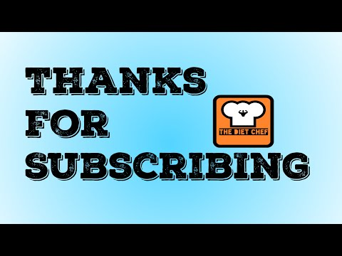 1000 Subscribers Thank You Video
