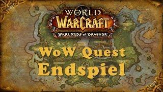 WoW Quest: Endspiel