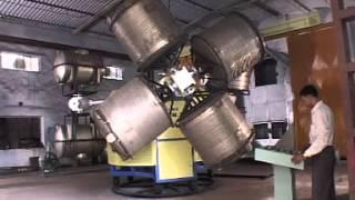 Biaxial Rotomoulding Machine - Roto molding Machine - Water Tank Making Machine
