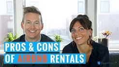 Pros & Cons of Airbnb Rentals