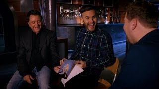 A Million Love Songs - When Corden Met Barlow - BBC One
