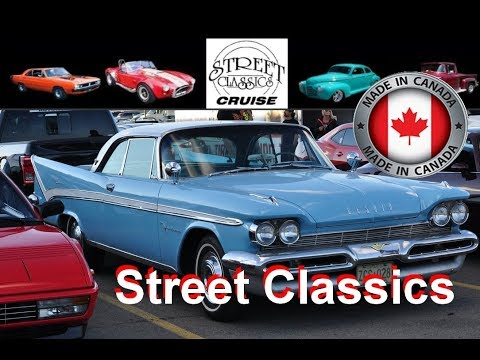 Street Classics, Benzyna we Krwi #Canadian LifeStyle Channel#