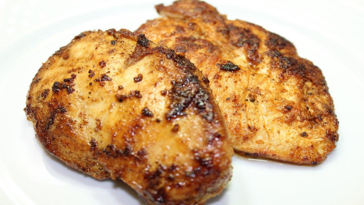 طريقة عمل صدور الدجاج المقلية بالتوابل - الفراخ البانيه المقلية بالتوابل