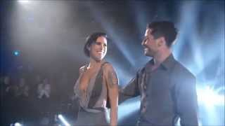 Rumer Willis and Val Chmerkovskiy - Waltz