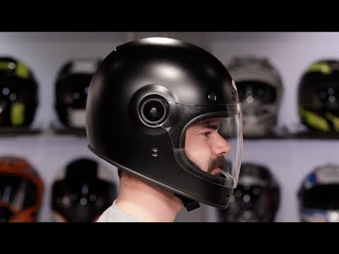 Bell Bullitt Helmet Review at RevZilla.com from YouTube · Duration:  7 minutes 30 seconds