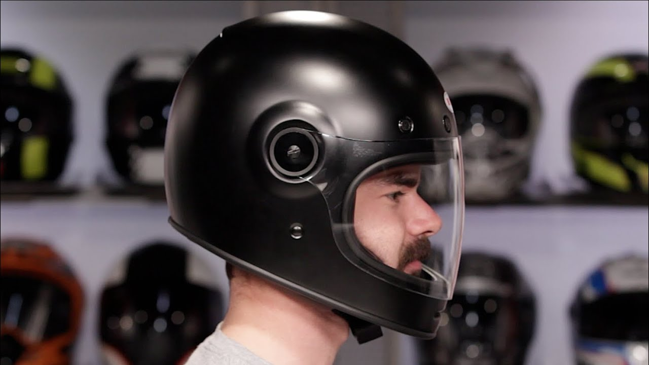 Bell Bullitt Helmet Review At RevZilla