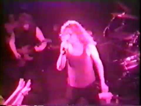 VOIVOD   11 03 1990 Mabels, Champaign, IL
