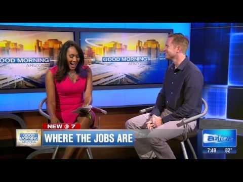 Hottest Jobs in Phoenix AZ - Who's Hiring 2017