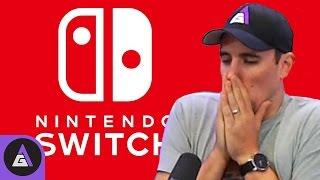 Craig's Crazy Nintendo Switch Reaction