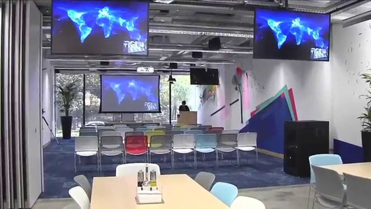 Nuevas oficinas de facebook en madrid youtube for Oficinas jazztel madrid