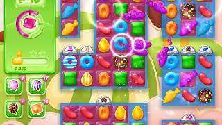 Candy Crush Jelly Saga Level 1696 (No boosters)