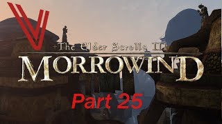 Let's Play Morrowind part 25: A Mission to Vivec