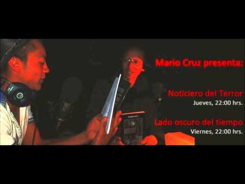 Mario Cruz - Noticiero del terror - Demonología primera parte