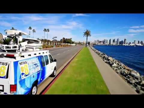 San Diego & CBS News 8 for over 50 years #1