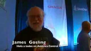 Mensaje de James Gosling para Grupo de Usuarios Java Guatemala